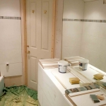 Jack and Jill Ensuite Before