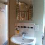 Sink in Shower Room in Leafield