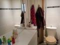 Tiling Door and Toilet in Leafield