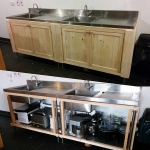Commercial-kitchen-cupboards-Longhope-Herefordshire