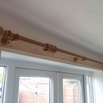 Curtain Pole in Thorney Leys Witney