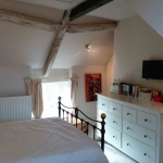 Refurbished Bedroom in Leafield