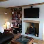 Refurbished Lounge in Leafield
