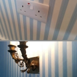 Wallpapering in Oxford