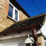Replacement Guttering in Leafield