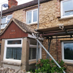 Stone Pointing in Leafield