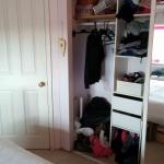 Built-in Wardrobe in Leafield
