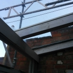 Conservatory Joist Repair in Southmoor Road, Oxford