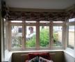Roman-blinds-fitting-Wytham-Street-Oxford