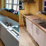 Replacement Worktop in Earl Street, Oxford